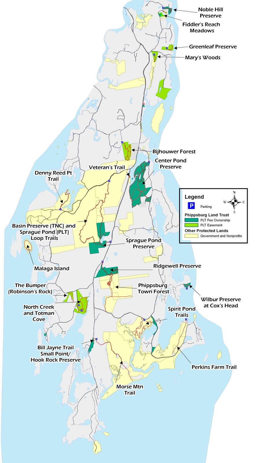 Visit the Land - Phippsburg Land Trust on cliff island maine map, bailey island maine map, star island maine map, little tall island maine map, appledore island maine map, long island maine map, orrs island maine map,